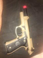 New listing Src  Sahara Limited Edition M9 Green Gas Blowback Pistol