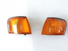 Replacements amber Corner Lamps Lights For 1995 ~ 1997 TOYOTA Tercel 4Door