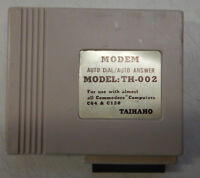 modem TH-002 Commodore 64 / 128  USED UNTESTED AS-IS