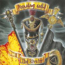 Running Wild - The Rivalry / GUN Records CD 1998 – GUN 155