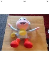 "Dora the Explorer BOOTS The Monkey Plush Dolls Toy 10"""