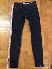 Womens Jeans Skin EDC by Esprit Size 24 skinny Blue Denim
