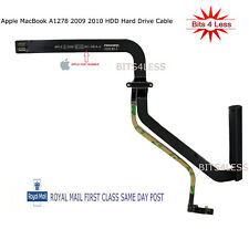 "Apple MacBook A1278 13"" 2009 2010 HDD Hard Drive Flex Original Cable 821-0814-A"