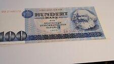 100 Mark der DDR Fehldruck