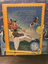 Christian Mother Goose Big Book - 1st Published 1919 - Reprint 2005. Beautiful!