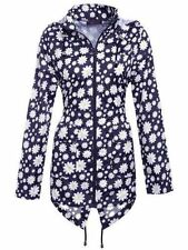 Unbranded Polyester Floral Coats & Jackets for Women