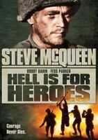 Hell Is for Heroes [New DVD] Black & White, Mono Sound, Widescreen