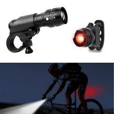 LED Fahrrad Licht Fahrad Scheinwerfer Fahrradlampe Fahrradbeleuchtung