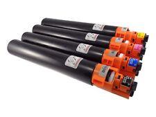 Ricoh SP C820DN, C820DNT1, C821DN, C821DNT1 Toner Cartridge - 4 Pack KCMY