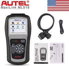 Autel MaxiLink ML519 OBD2 Auto Diagnostic Tool EOBD Code Reader Scanner AL519
