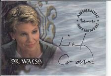 Buffy temporada 4 a17 Lindsay Crouse Autograph