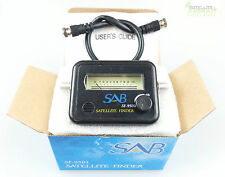 Satellite Finder Satfinder Sat Signal Strength Meter Sky Dish Freesat Hotbird