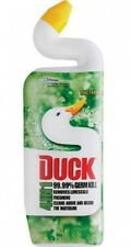 Duck 4 in 1 Toilet Cleaner 750ml 99.99% Germ Kill Removes Limescale Pine Fresh