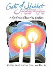 Gates of Shabbat: Shaarei Shabbat: A Guide for Observing Shabbat-ExLibrary