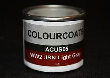 Colourcoats Ww2 Usn Light Gray - (Fs 26440) - (Acus05)