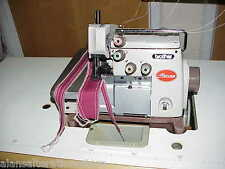 SERVICED BROTHER 4 or 3 THREAD OVERLOCKER SEWING MACHINE
