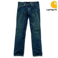 Carhartt Pantalón Jeans Rectos / Pantalones/Pant/Hombre/Hombre / Nueva / Nuevo