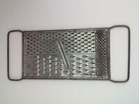 Metal All In One Stainless Steel Grater Slicer 4-Utensils in One   unknown