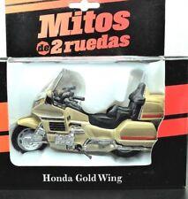 VEHÍCULOS DE JUGUETE MOTO HONDA ORO WING 1500 ESCALA 1:18 MINIATURAS DIECAST