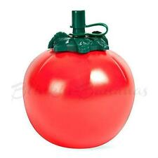RETRO TOMATO SAUCE BOTTLE ROUND SHAPE RED KETCHUP SQUEEZY DISPENSER CONTAINER 6A