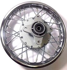50cc/125cc 10 INCH REAR RIM WHEEL DRUM BRAKE HUB MOTORSPORTS DIRTBIKE PIT BIKE