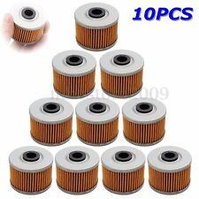 10 x Oil Filter For Honda Rancher 350&420 TRX400EX TRX300EX Fourtrax 300 Foreman