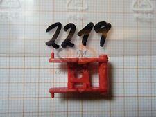 2x ALBEDO Ersatzteil Ladegut Drehschemel für Anhänger rot H0 1:87 - 2219