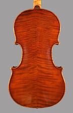 A very fine certified Italian violin by Otello Bignami, 1973, Bologna.Superb!