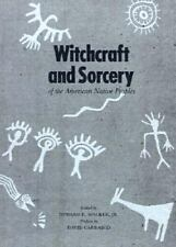 Witchcraft and Sorcery of the American Native Peoples, Walker, Deward E., Accept