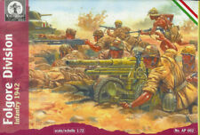 Waterloo 1/72 WWII Italian Folgore Division Infantry 1942
