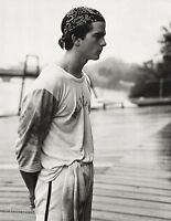 1985 HANDSOME YOUNG MAN Harvard Crew Rowing Athlete Photo Gravure By BRUCE WEBER