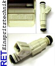 Einspritzdüse BOSCH 0280155868 Audi Coupe S 2 Turbo 380 cc gereinigt & geprüft