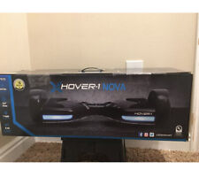 *New* Hover-1 Charger Nova Hoverboard with Led Lights - Black