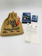 Vintage Des Moines Iowa Floods of 93 Newscenter 13 VHS and Cassette Newsreals