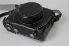 New Retro Real Genuine Leather Camera Bag Case Cover For Fuji Fujifilm X100F
