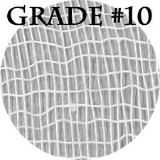 """Grade 10 Cheesecloth - 10 Yards (White) 36"""" Wide"""