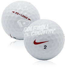 24 Nike PD Long Near Mint AAAA Used Golf Balls - FREE Shipping