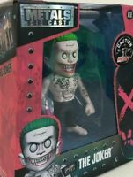 "DC Metals Die Cast 4"" Figure Suicide Squad The Joker M18 Jada Toys 2016"