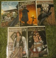 Streets of Glory SET #1-6 2007 Avatar Various Covers Lot of 10 Books Garth Ennis