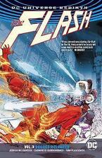 Flash TP Vol 3 Rogues Reloaded (Rebirth) by Joshua Williamson (Hardback, 2017)