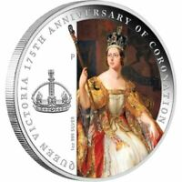 2013 Purple $2 The Coronation Of Queen Elizabeth II 60th Anniversary CARDED