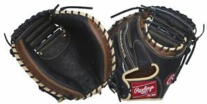 "Rawlings Heart of the Hide 33"" Baseball Catcher's Mitt PROCM33BSL"