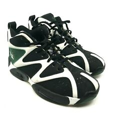 Reebok KAMIKAZE Shoes Black/White/Green Model 600501 1013 Youth Size 6  [B3]