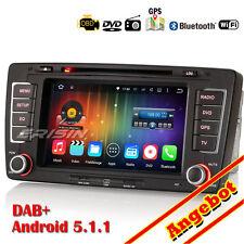 "Erisin ES4699EU 7"" 4-Core Android 5.1 DAB+ Car Stereo GPS 3G for SKODA OCTAVIA"