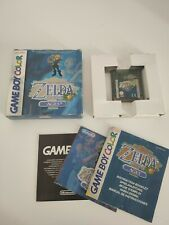 Zelda Oracle of Ages game boy Advance gameboy gbc