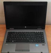 Notebook HP ProBook 6460b i5-2450 max 3,1GHz 8GB 320GB Windows 10 *ohne Netzteil
