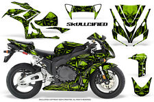 Honda CBR 1000 2006-2007 CreatorX Vinyl Graphics Kit Wrap Decals SFG