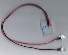 FC334 4Pin Molex Connector (F) to Dual 3Pin (M) Connector Adapter Cable
