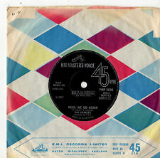 """Ray Charles - Here We Go Again 7"""" Single 1967"""