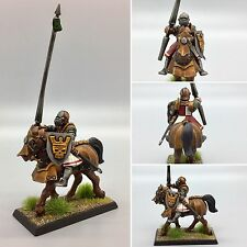 WARHAMMER AGE OF SIGMAR FROSTGRAVE EMPIRE BRETONNIAN REIKSGUARD GENERAL CAPTAIN